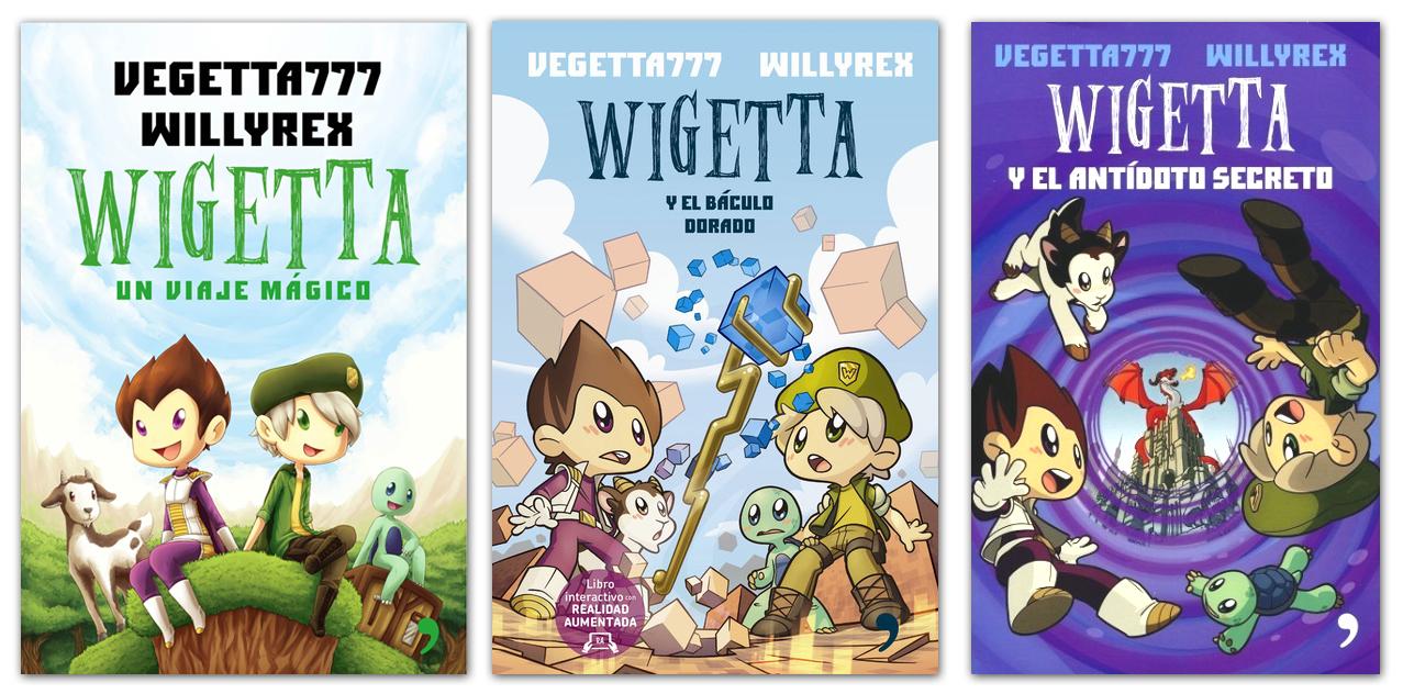 libros-wigetta-vegetta777-willyrex